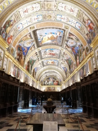 The frescos