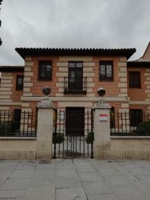Miguel de Cervante's birthplace