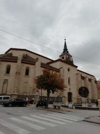 Cathedral de los santos Justo y Pastor