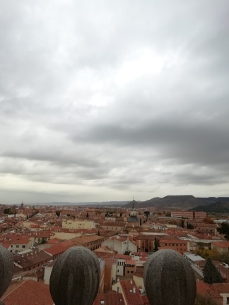 The view from the tower